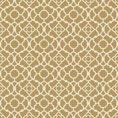 York Wallcoverings - Pre-pasted - Gold - Wallpaper - Decor - The ...
