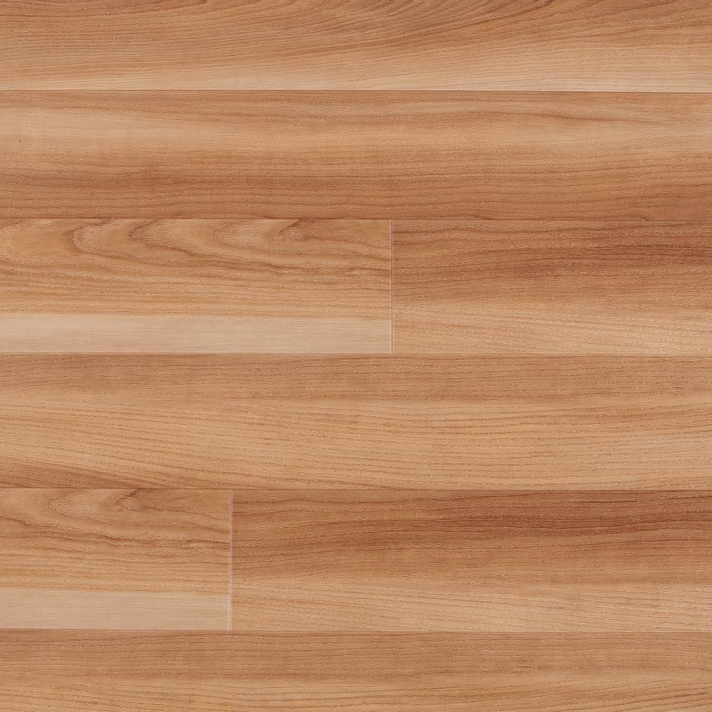 True Cherry 7.5 in. L x 47.6 in. W Luxury Vinyl Plank Flooring (24.74 sq. ft. / case)