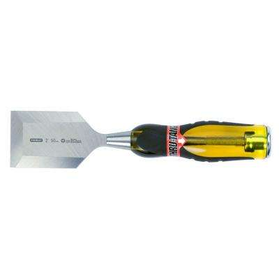 FatMax 2 in. Wide Thru-Tang Wood Chisel