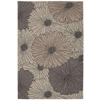 Fantasy Ivory/Multicolor 2 ft. 6 in. x 4 ft. Accent Rug