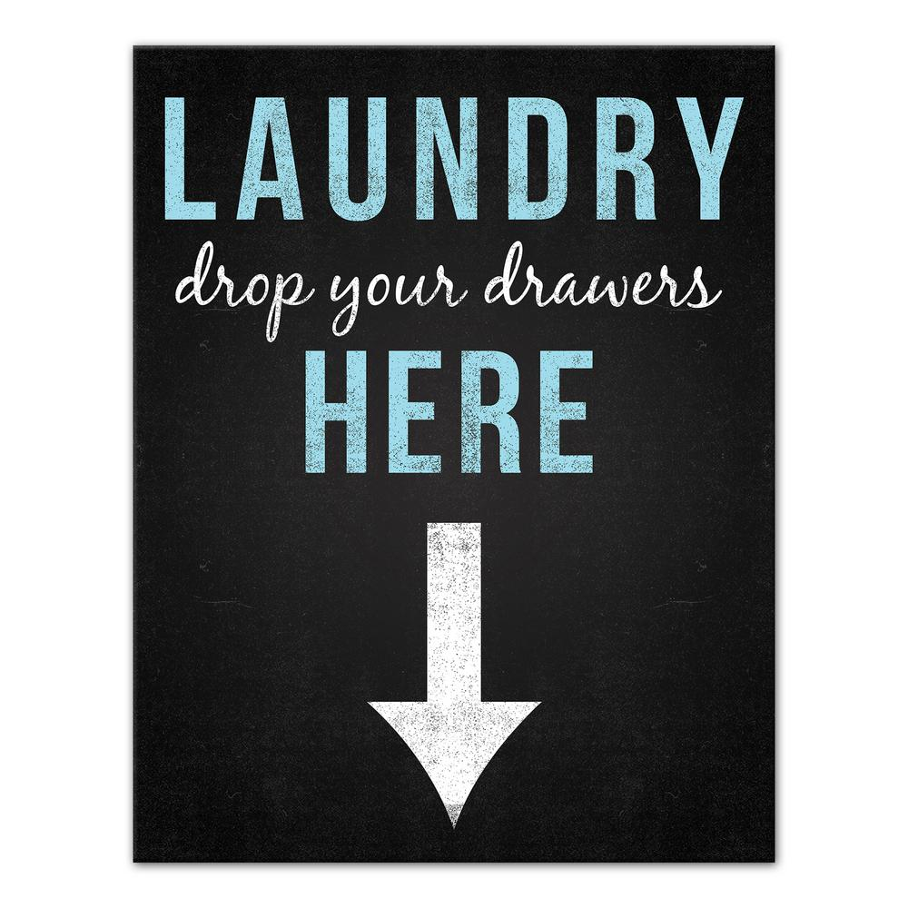 Designs direct 14 in x 11 in laundry drop your drawers for Direct from the designers