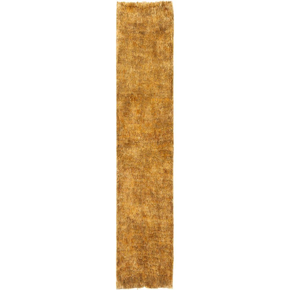 Bohemian Caramel 2 ft. 6 in. x 10 ft. Rug Runner