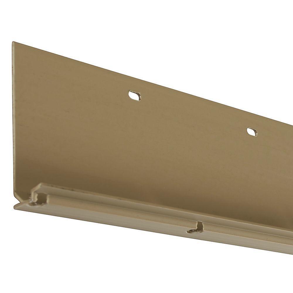 Taupe 10 ft. Versetta Stone Starter Strip