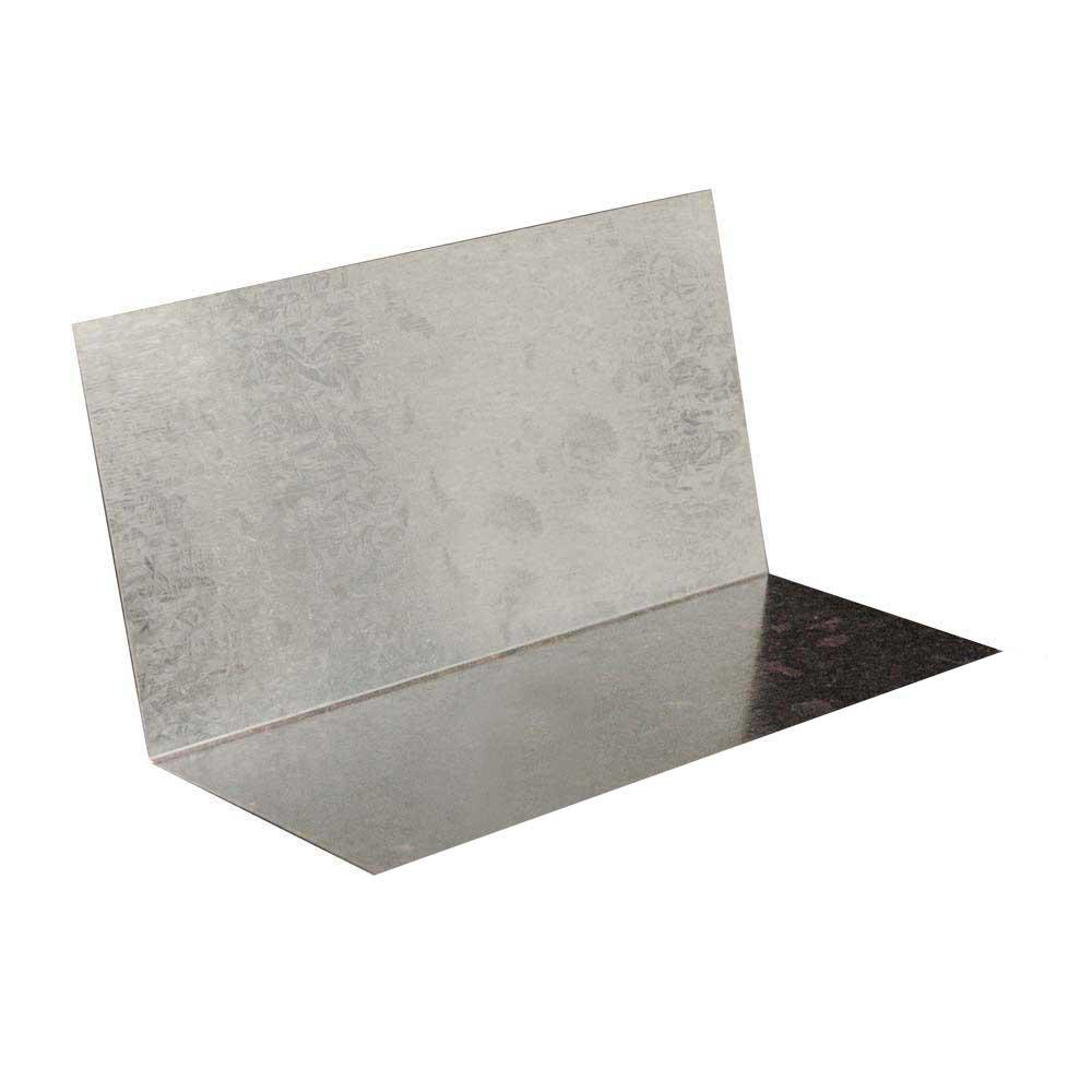 Gibraltar Building Products 3 In. X 7 In. Galvanized Steel
