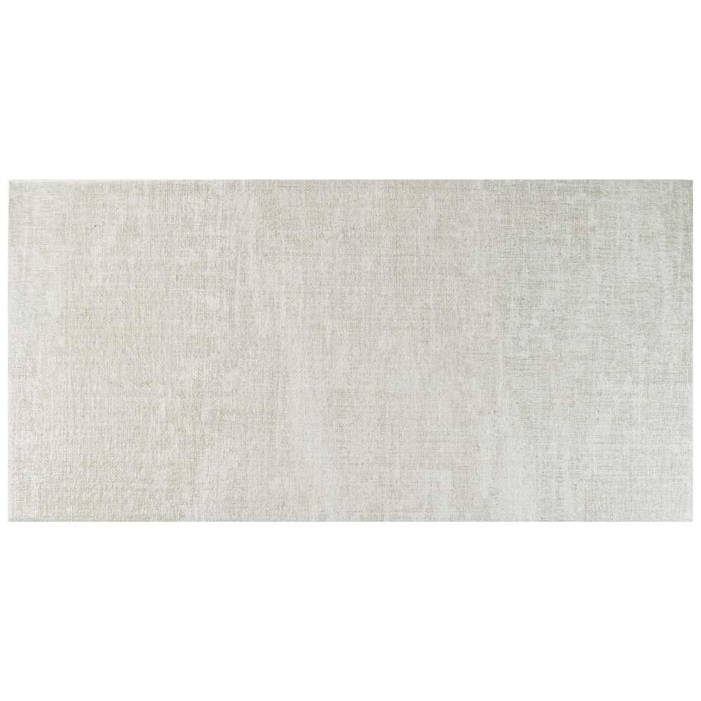 Nova Grey 11-3/4 in. x 23-5/8 in. Porcelain Floor and Wall Tile (11.94 sq. ft. / case)