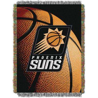 Suns Photo Real Multi Color Polyester Tapestry throw