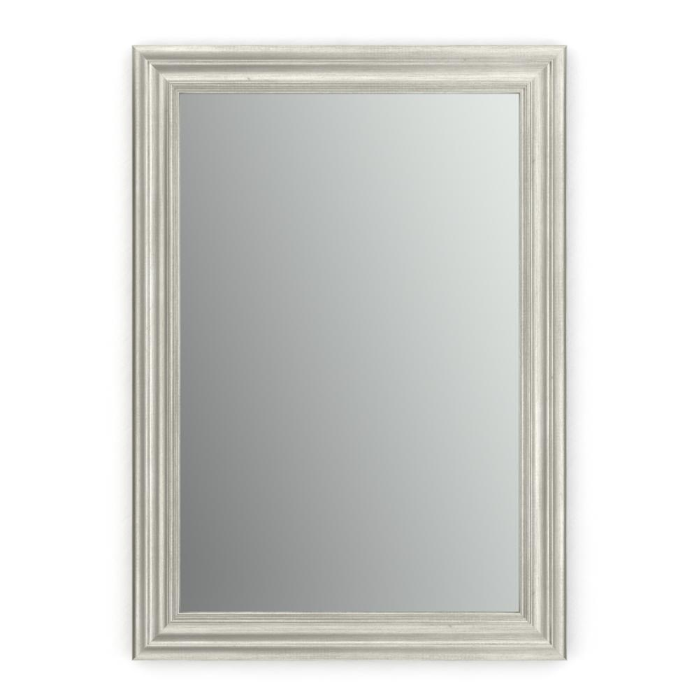 Delta 33 In X 47 In L1 Rectangular Framed Mirror With Standard