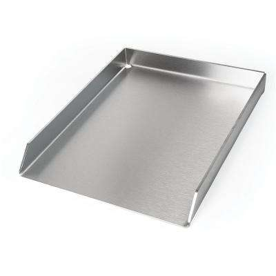 Pro Stainless Steel Griddle for Medium Grills