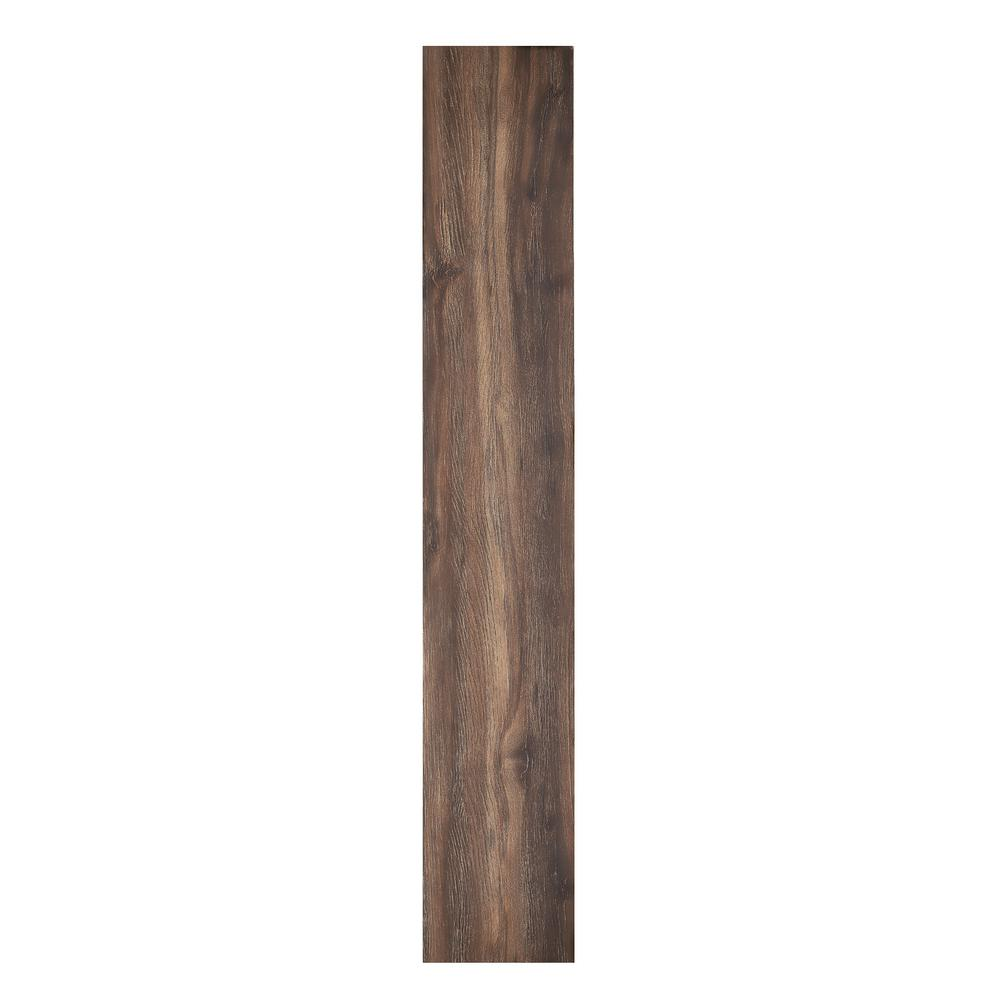 Achim Sterling 2.0Driftwood6 in. x 36 in. Peel and Stick Vinyl Plank Flooring (15 sq. ft. / case)