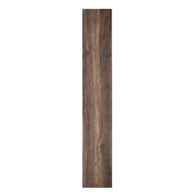 Sterling 2.0 Driftwood 6 in. x 36 in. Peel and Stick Vinyl Plank Flooring (15 sq. ft. / case)