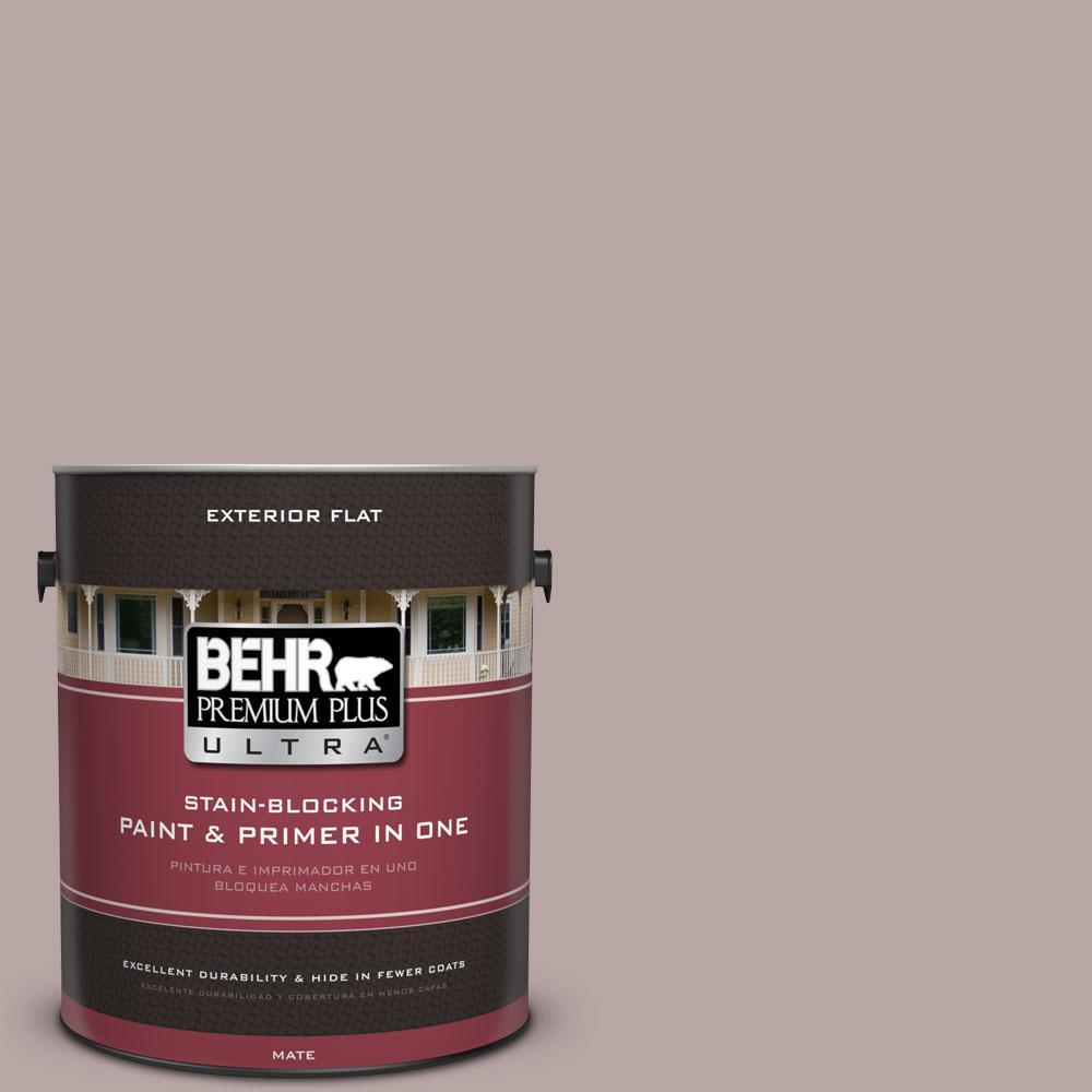 BEHR Premium Plus Ultra 1-gal. #750B-4 Prestige Flat Exterior Paint