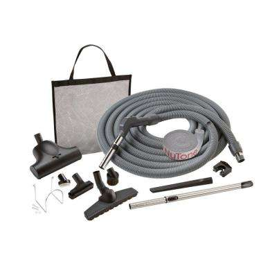Carpet and Bare Floor Pet Care Central Vacuum System Attachment Set