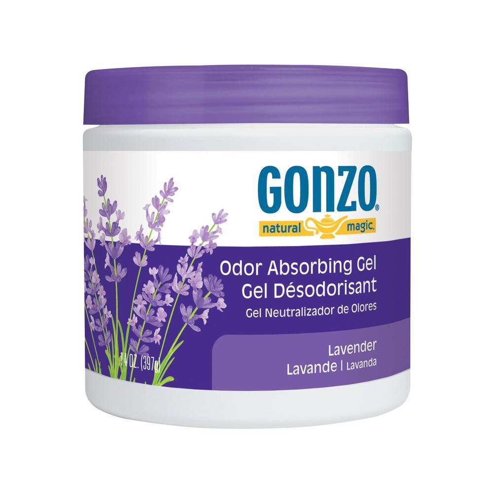 14 oz. Lavender Odor Absorbing Gel