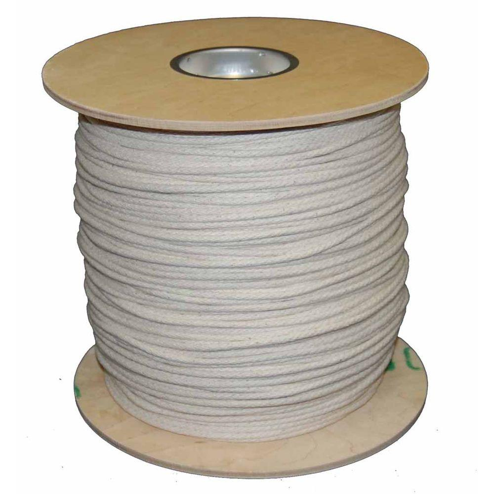 T W Evans Cordage 8 1 4 In X 2400 Ft Buffalo Cotton