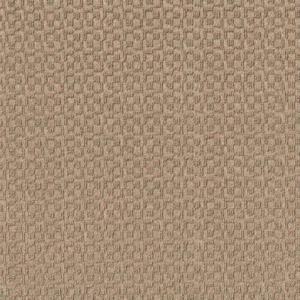Foss Peel and Stick First Impressions Metropolis Taupe 24 in. x 24 in. Commercial Carpet Tile (15 Tiles/Case)