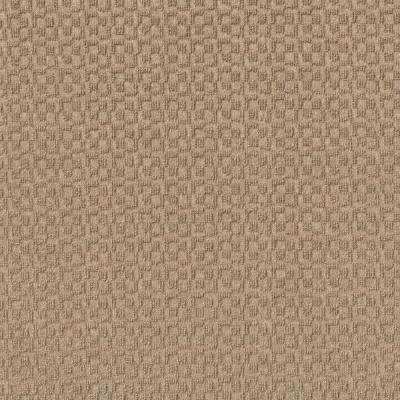 Premium Self-Stick First Impressions Metropolis Taupe Texture 24 in. x 24 in. Carpet Tile (15 Tiles / 60 sq. ft. / case)