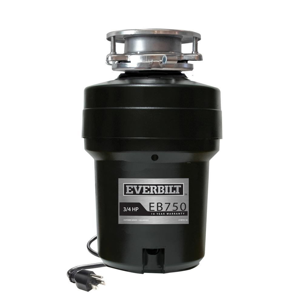 Costco Garbage Disposal >> Garbage Disposals Appliances The Home Depot