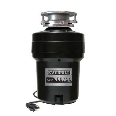 Insinkerator Evolution Cover Control Plus 3 4 Hp Batch Feed