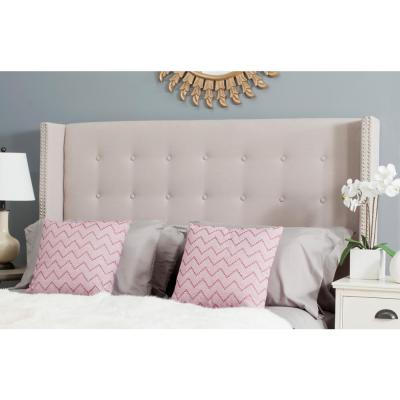 Keegan Taupe Full Headboard
