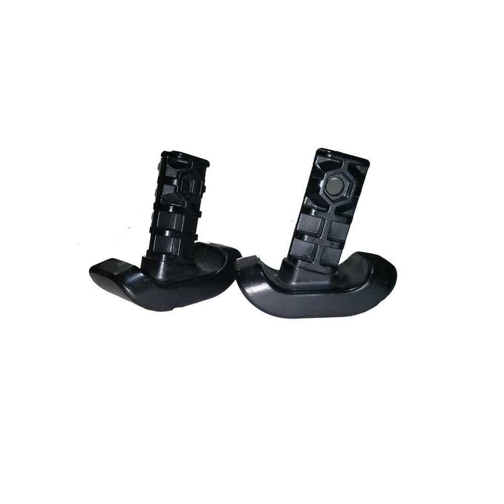 stander walker replacement glides set of 2 4302 the home depot