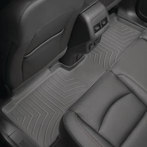 Rear Black WeatherTech 444972 Floor Liner