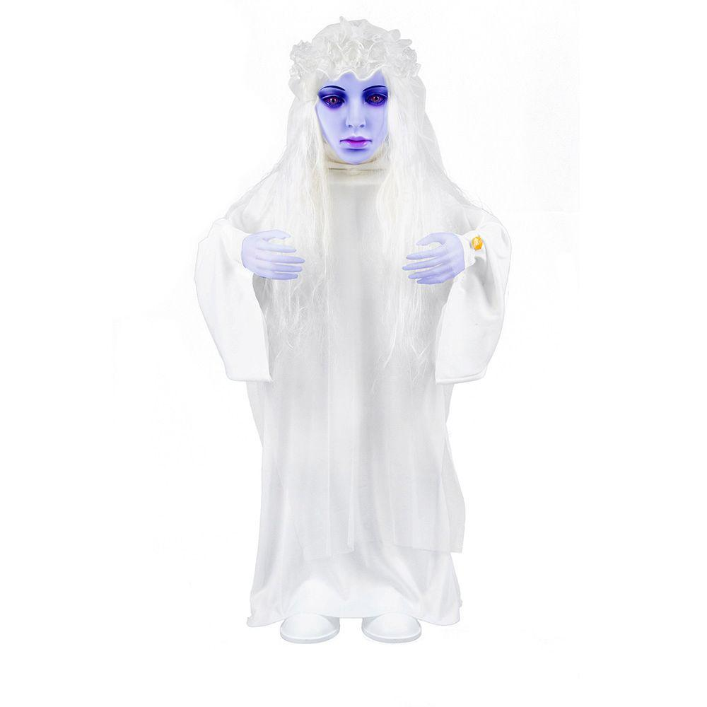 Home Accents Holiday 36 in. Animated Ghost Bride
