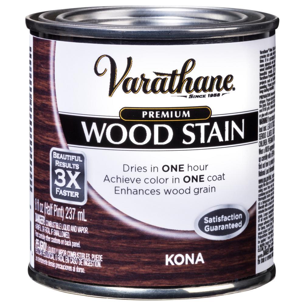 8 oz. Kona Premium Fast Dry Interior Wood Stain