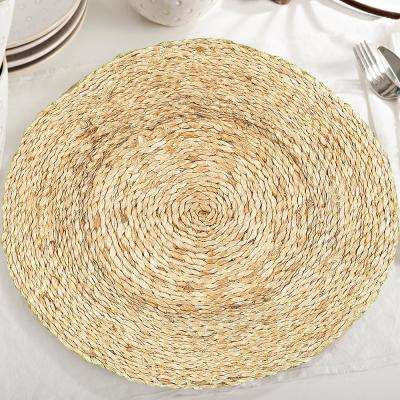 15 in. Natural Jute LR32012-NAT15 Natural Placemat (Set of 2)