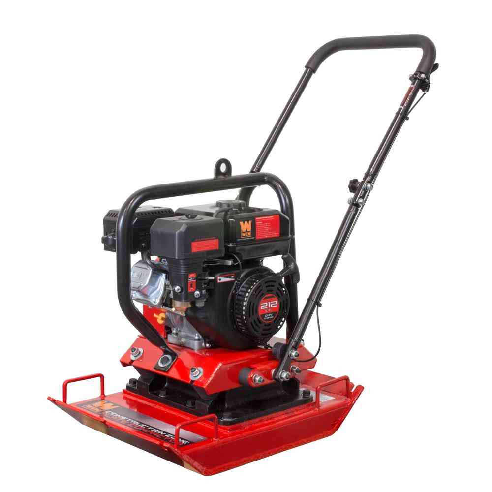 Best Seller WEN 7 HP 4500-Pound Compaction Force Plate - Sale: $573.98 USD