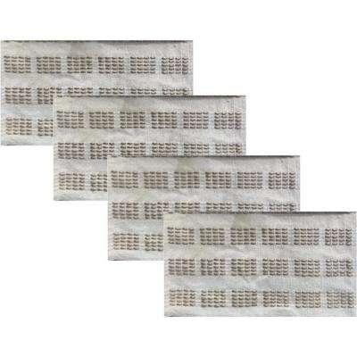 Times Square Taupe Cotton-Blend Placemat (Set of 4)