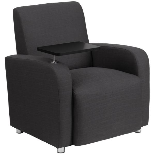 Flash Furniture Gray Office/Desk Chair CGA-BT-113948-GR-HD