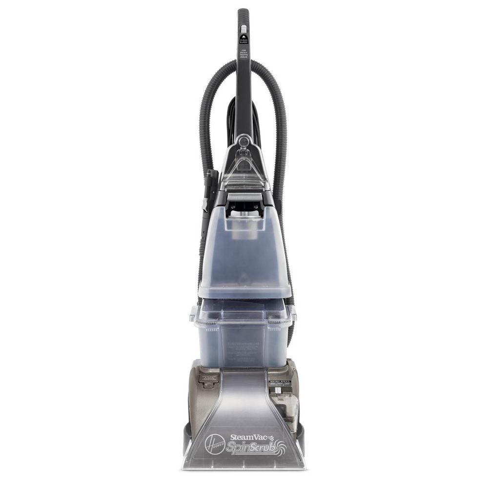 Hoover SteamVac Spin Scrub Upright Carpet Cleaner-DISCONTINUED
