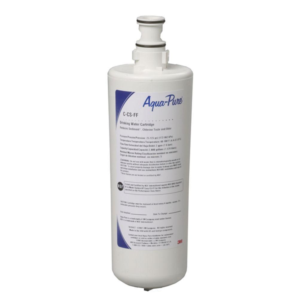 AP Easy C-CS-FF Quick Change Water Filter Replacement Cartridge