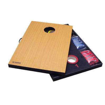 Premium 2-in-1: Bag Toss and 3-Hole Washer Toss