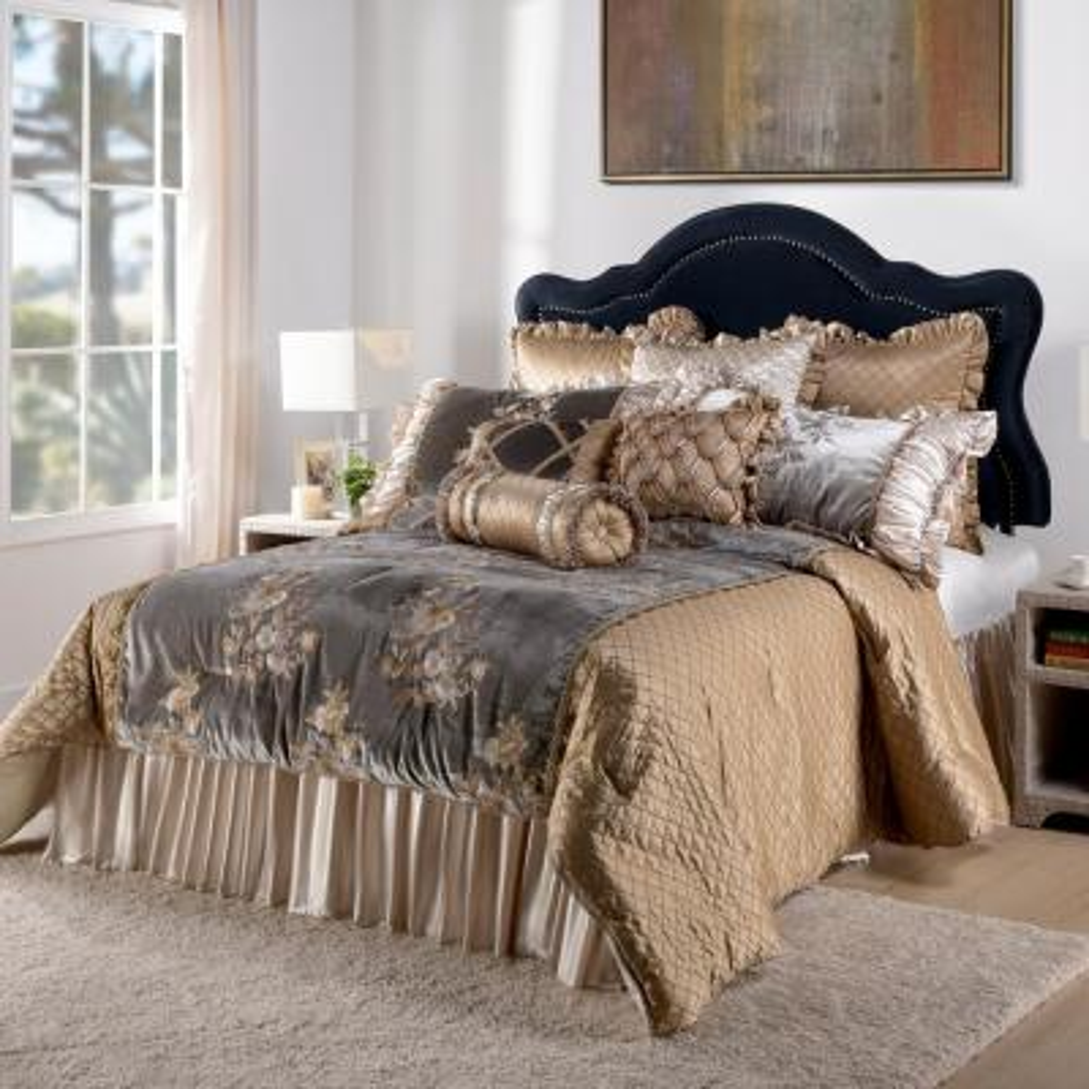 Legacy Taupe 10 Piece King Comforter Set