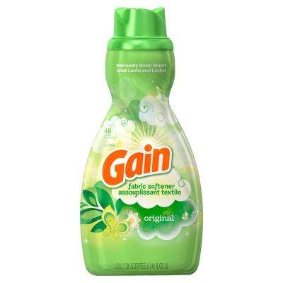41 oz. Original Gain Scent Liquid Fabric Softener (48-Loads)