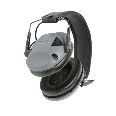 Peltor Sport RangeGuard Gray with Black Accents Earmuffs (Case of 4)