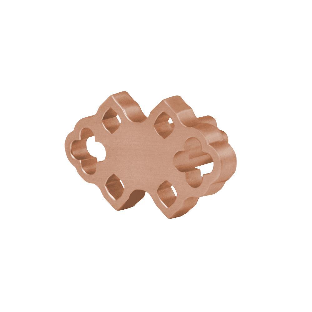 Granada 1-7/10 in. x 1 in. Copper Cabinet Knob