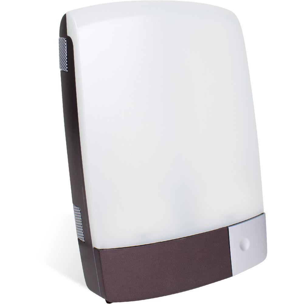 SunLite Bright Light Therapy Lamp (Brown)