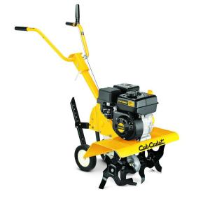 Click here to buy Cub Cadet 24 inch 208cc Front-Tine Forward-Rotating Gas Tiller by Cub Cadet.