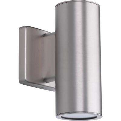 Cylinder Lights - Gray - Outdoor Wall Mounted Lighting - Outdoor ...