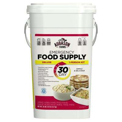 Augason Farms Deluxe 30-Day Emergency Food Supply 5-Gallon Survival Food