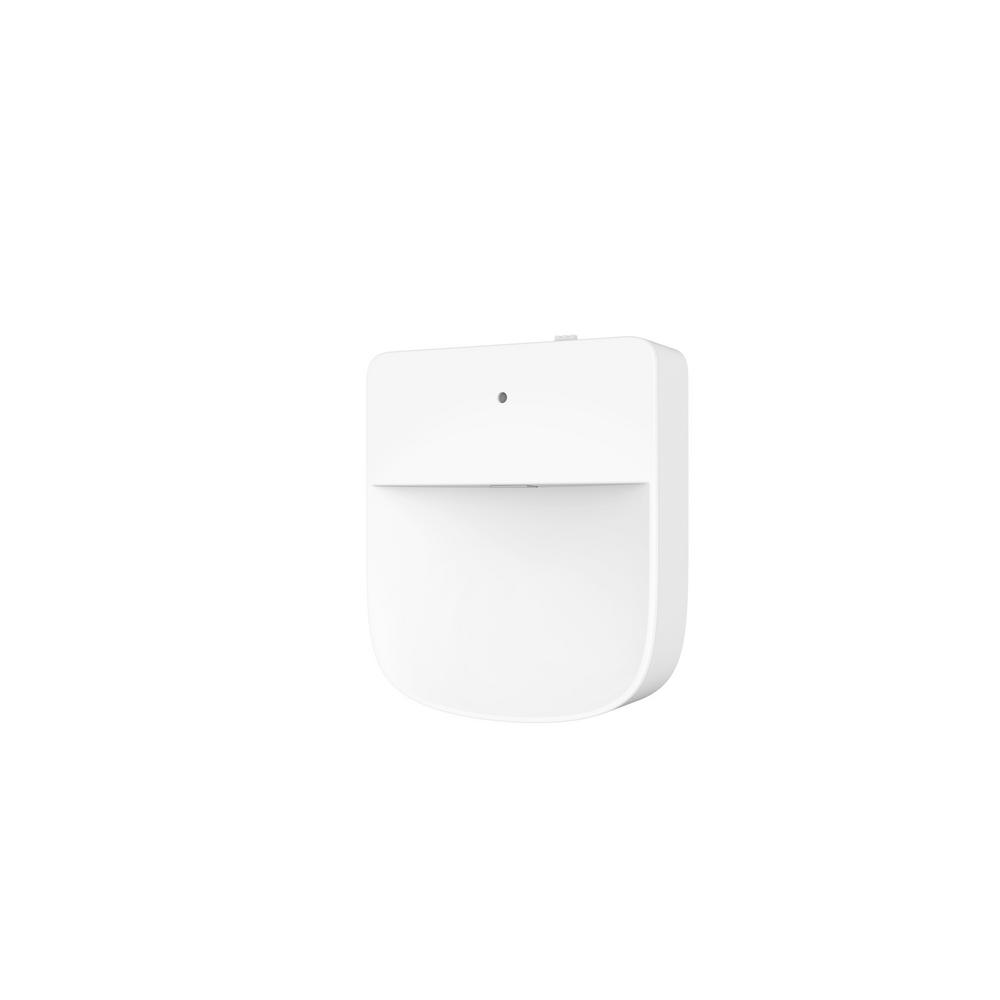Stylewell Rectangle Dusk to Dawn and 2 Ways Lumens Switch Automatic LED Night Light