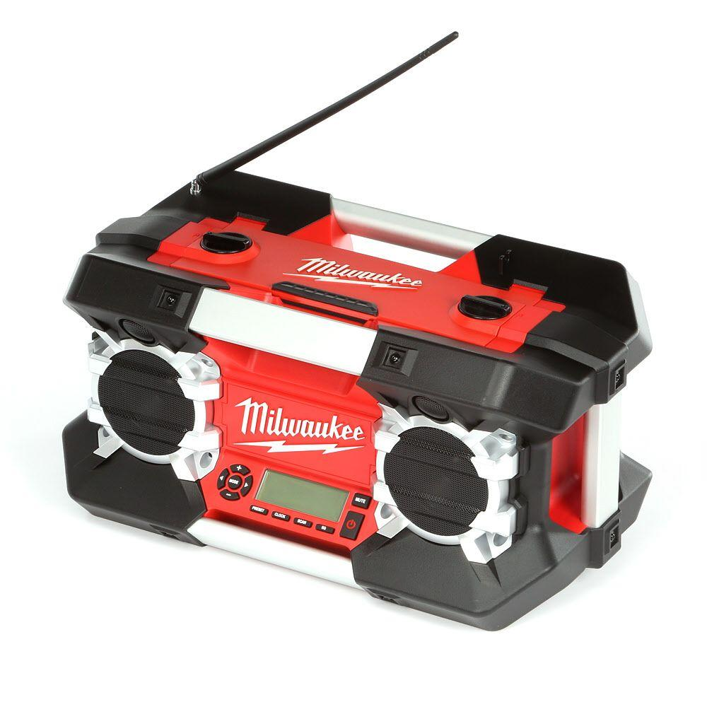 Milwaukee Heavy Duty Job-Site Radio