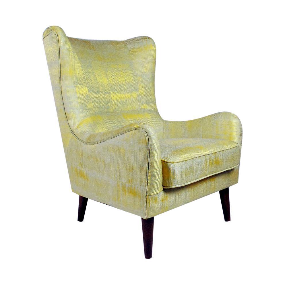 Applecross Little Lemon Occasional Chair