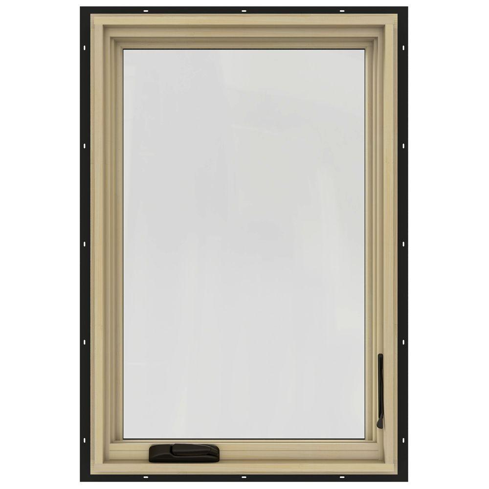 Jeld wen in x in w 2500 right hand casement for 10 x 40 window