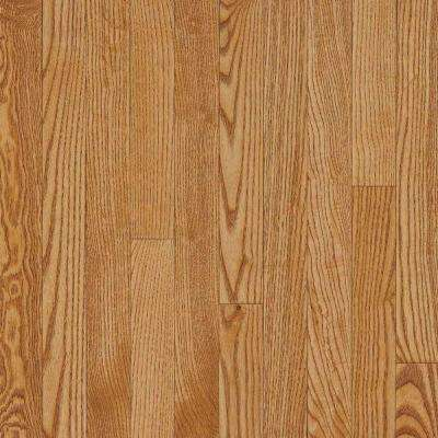 Take Home Sample - Plano Marsh Hardwood Flooring - 5 in. x 7 in.