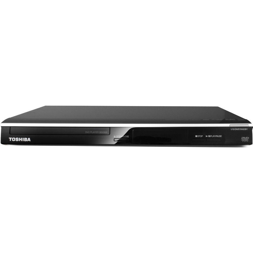 Toshiba Progressive Scan DVD Player-DISCONTINUED