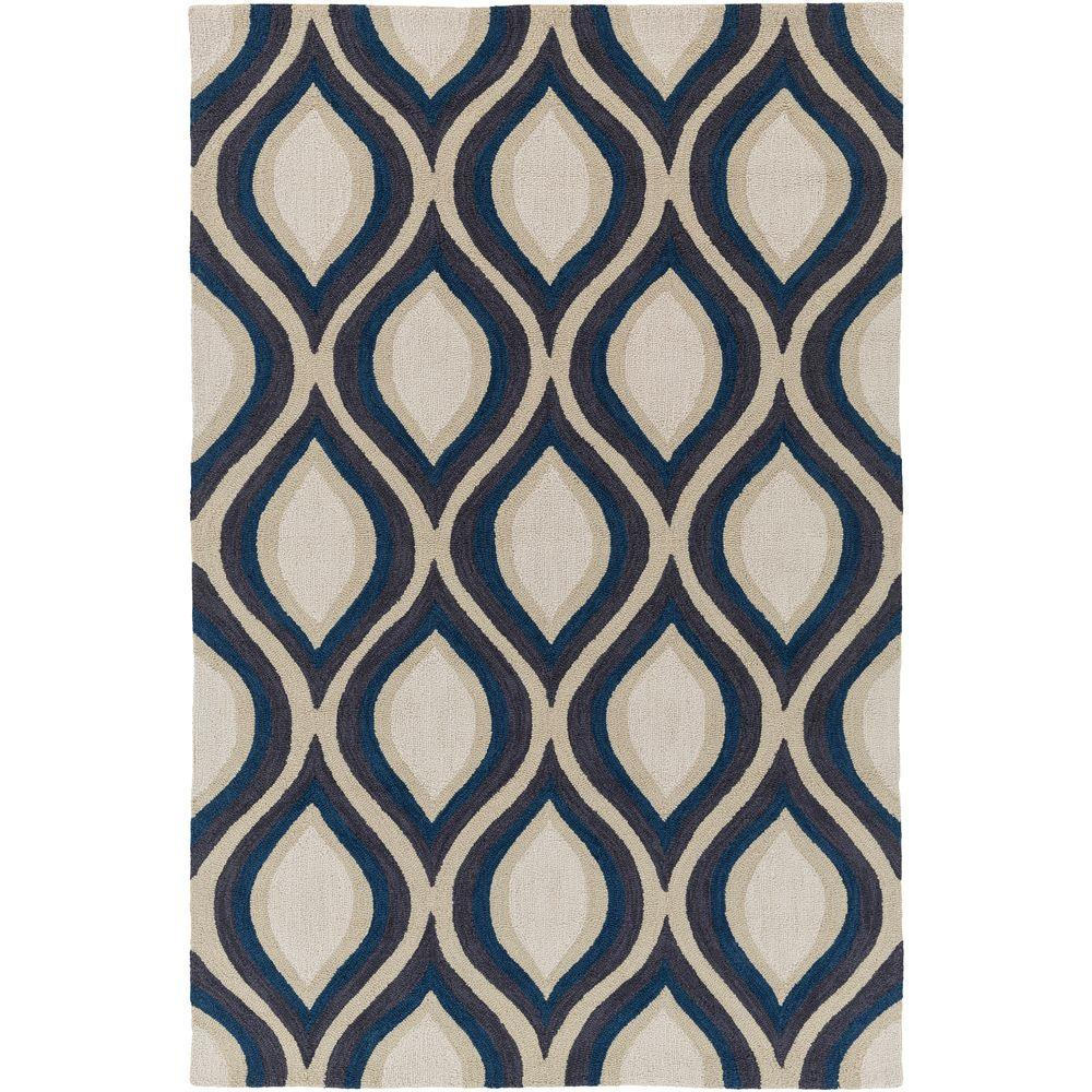 Holden Lucy Ivory 5 ft. x 7 ft. 6 in. Indoor Area Rug