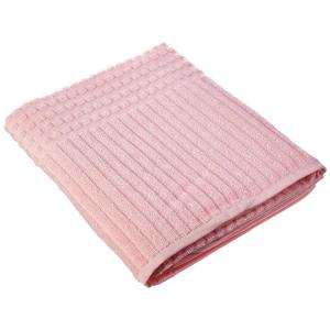 Piano Collection 27 in. W x 55 in. H 100% Turkish Cotton Luxury Bath Towel in Pink (Set of 4)